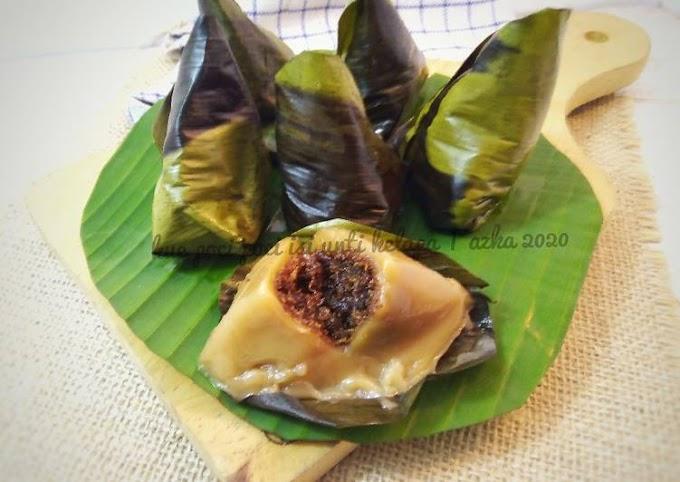 Resep Kue Poci isi unti kelapa Cita Rasa Tinggi