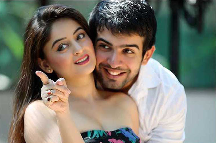 Image result for jay and mahi vij love story