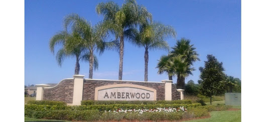 Make Your Home in Amberwood at Bayside Lakes in Palm Bay, Florida