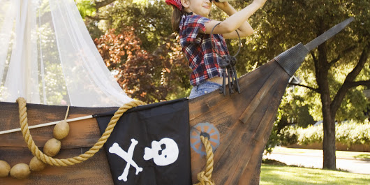 How to Throw a Pirate Party