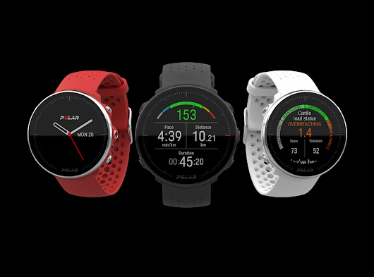 Polar launches 2 new GPS Watches: Vantage V and Vantage M | Running Shoes Guru