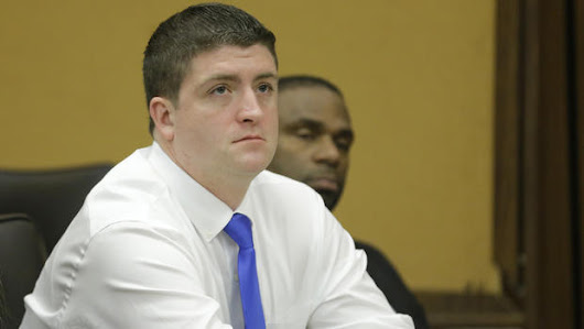 Cleveland Police Officer Michael Brelo found not guilty in shooting deaths of two unarmed people
