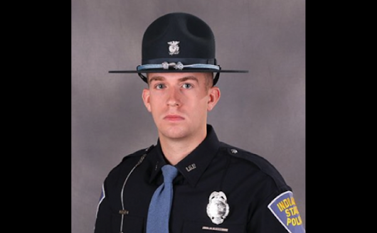 Indiana State Trooper Will Survive Gunshot Wound to the Head