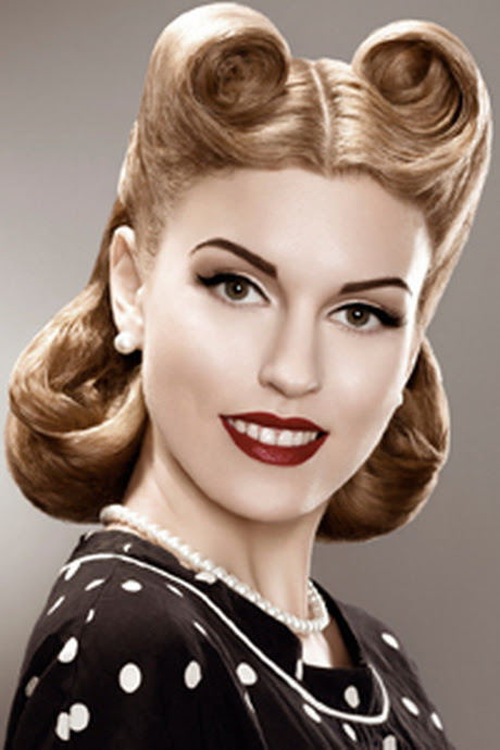 Photos Vintage Hairstyles Long Hair 1950 S Hairstyles For Long Hair ...