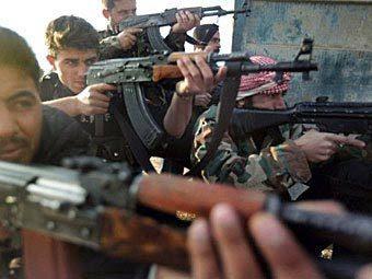 Сирийские повстанцы. Фото ©AFP