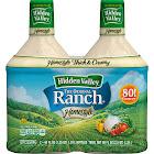 Hidden Valley Original Ranch Dressing, 40 fl oz, 2-Count