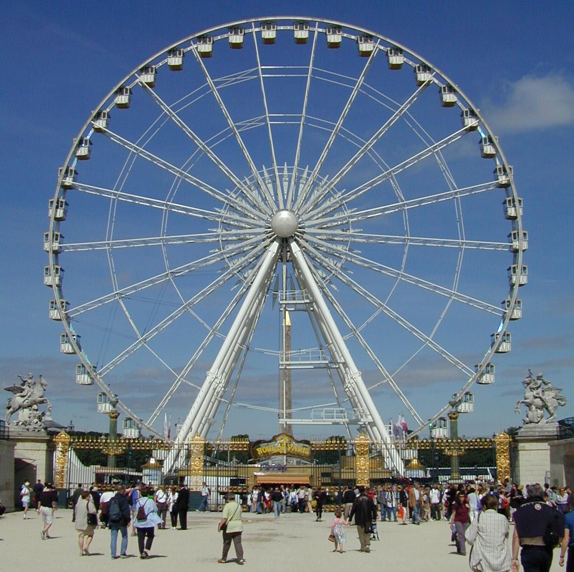 Who Made The First Ferris Wheel Ferris Wheel 2018 12 23