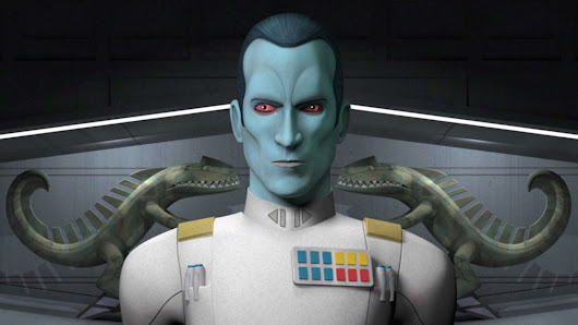 Episode 217: Thrawn's Destiny - Inside The Force: A Star Wars Podcast