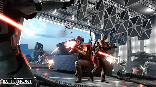 Star Wars Battlefront - Infografica