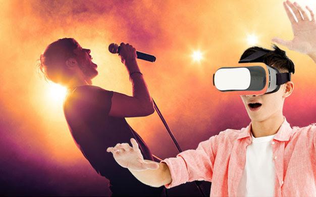 Machine Vision Cameras Dealer India - Menzel Vision and Robotics | Rock and roll! Machine vision cameras for VR in live concerts