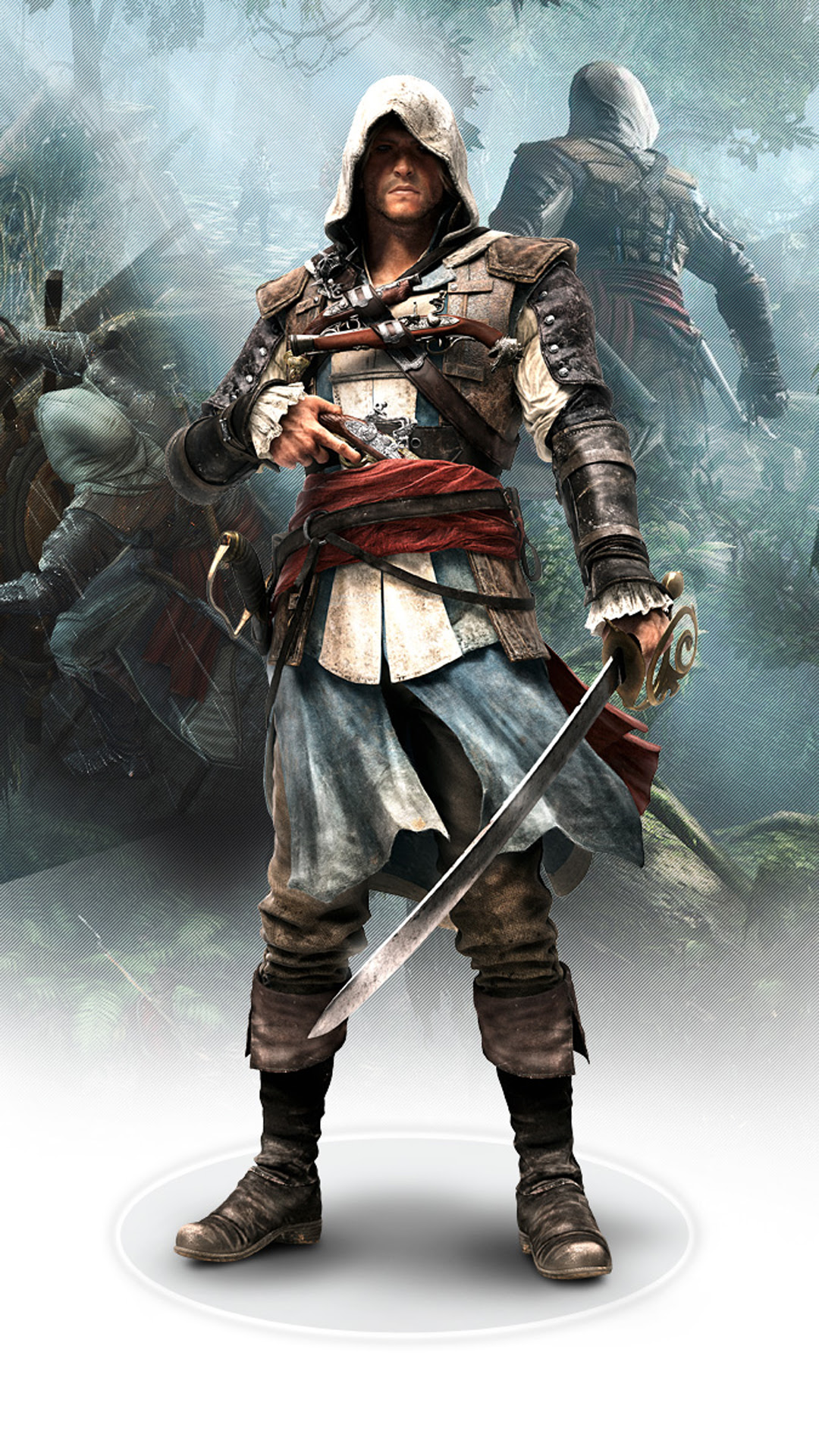 Assassins Creed 4 Htc One Wallpaper Best Htc One Wallpapers