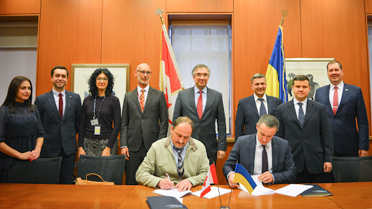 Ukrgasvydobuvannya concluded milestone contract with Canadian producer of high-tech equipment MWDPlanet