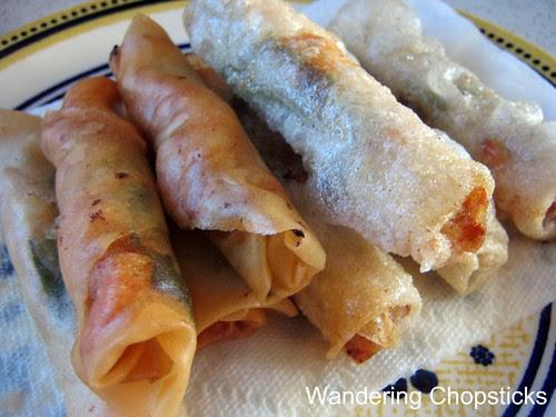 Cha Ram (Vietnamese Shrimp Egg Rolls) 13