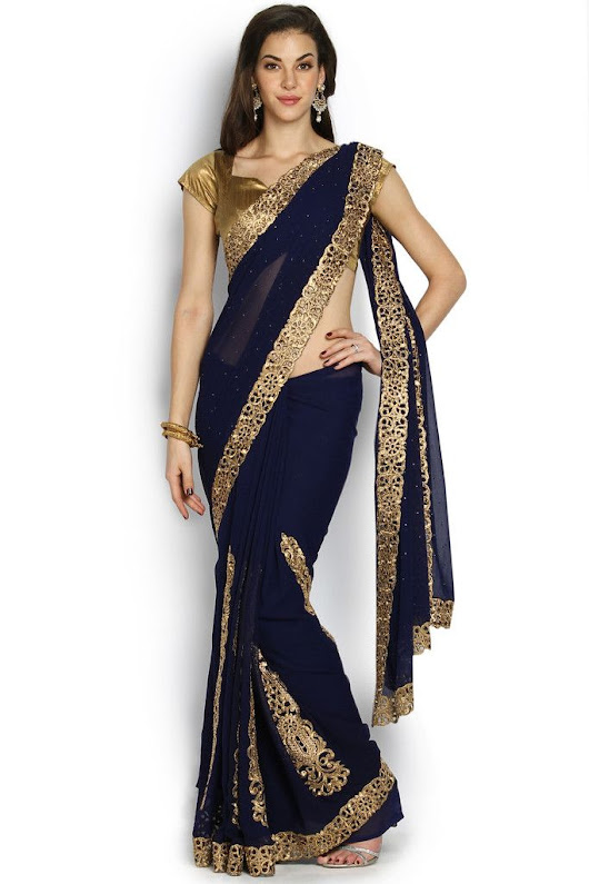 4 Ways To Play Safe For First Time Saree Wearers- Dhara Online Store