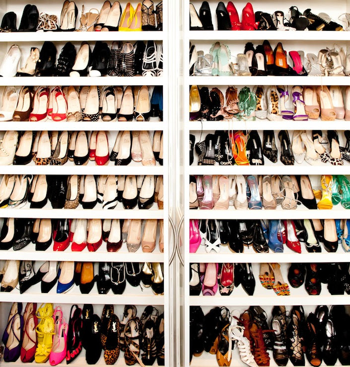Shoe Closets