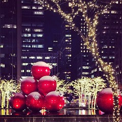 Gotta love my city's balls #merrychristmas