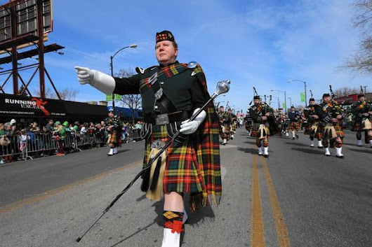 Ban Scottish bagpipes on St. Patrick's Day