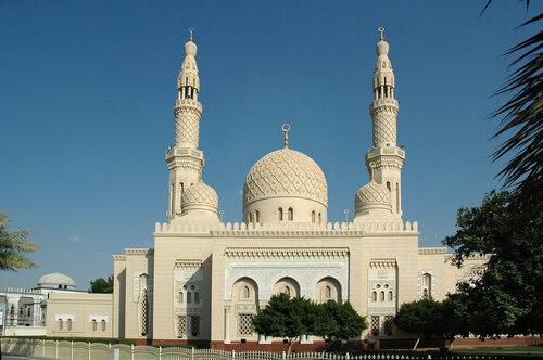 Великая Мечеть Джумейры (Jumeira Grand Mosque)