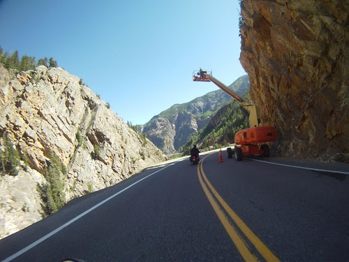 Everyday for 7 Weeks - Day 45 - Durango to Manitou Springs
