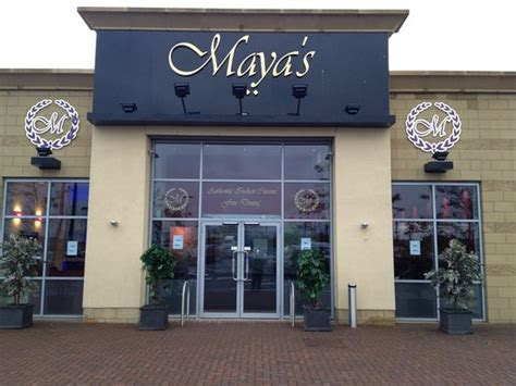 MAYA'S, Dunfermline   Restaurant Reviews, Photos & Phone