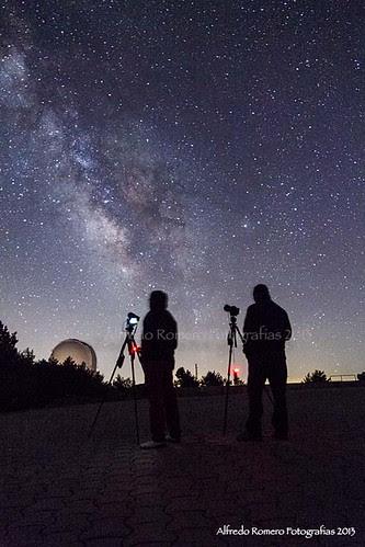 Foteando el universo by Alfredo Romero Fotografias 
