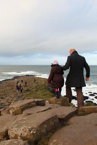 The Giant's Causeway, Antrim Coast