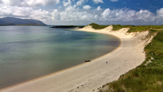 Sheskinmore Nature Reserve • Donegal Holiday Accommodation