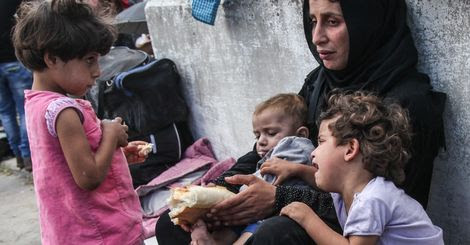 The Psychological Toll Of The Syrian Refugee Crisis