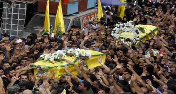 قتلى حزب الله في سوريا