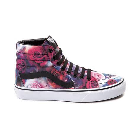 vans sk  galaxy rose skate shoe
