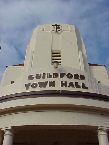 Guildford Town Hall, Perth