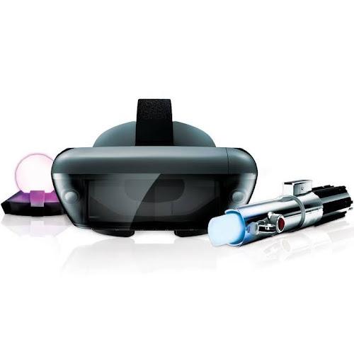 Lenovo Star Wars: Jedi Challenges Virtual Reality Headset - Black