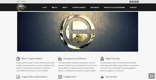 Over 2 Years Old Valuable Bitcoin Alternative CryptoBullion (CBX) Announces Unprecedented PoSP Algorithm and Expansion Into Chinese Markets - Bitcoin Warrior