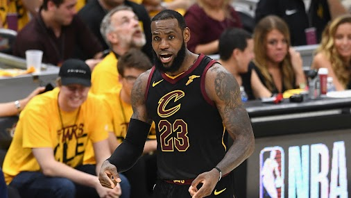 NBA playoffs 2018: LeBron James wows with Game 3 passing: The Cavaliers were grateful to LeBron James...