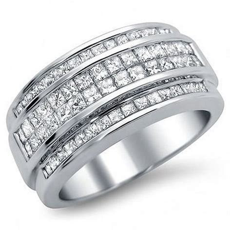 60 Breathtaking & Marvelous Diamond Wedding bands for Him