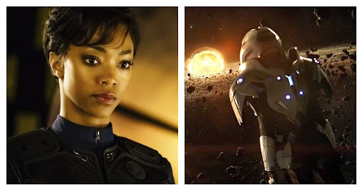 15 Reasons We Can't Wait For The Premiere Of 'Star Trek: Discovery'