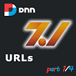 New DNN 7.1 explained - URLs - Part 1/4