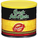 Office Snax Chock Full O'nuts Original Coffee - Caffeinated - Original - 26 Oz - 1 Each (ofx-10044) (ofx10044)