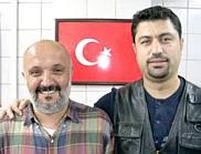 Turan Topal and Hakan Tastan