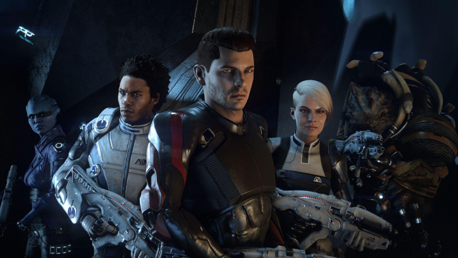 Most of Mass Effect: Andromeda was put together in the last 18 months screenshot