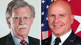 John Bolton to replace H.R. McMaster as White House national security adviser, Trump says