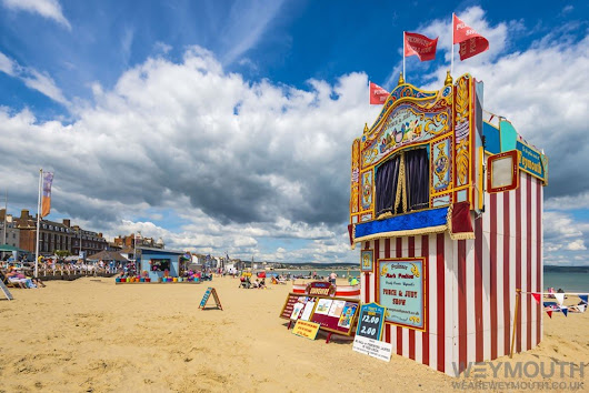 10 Of The Best Dorset Beaches | South Lytchett Manor Camping