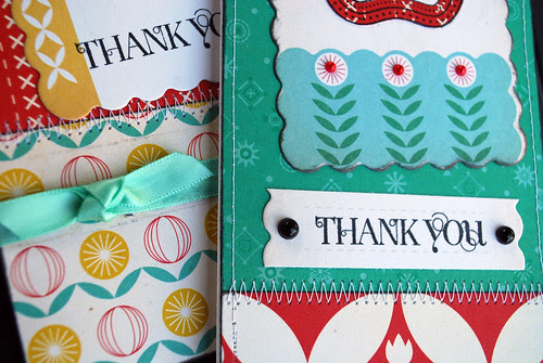 Teacher Thank You Cards Close Up