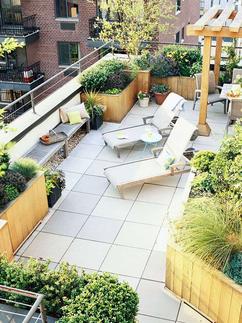 Rooftop Garden Design Sri Lanka | Home Designs Inspiration