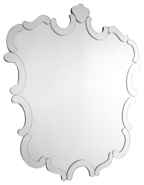 Art Deco Venetian Mirror