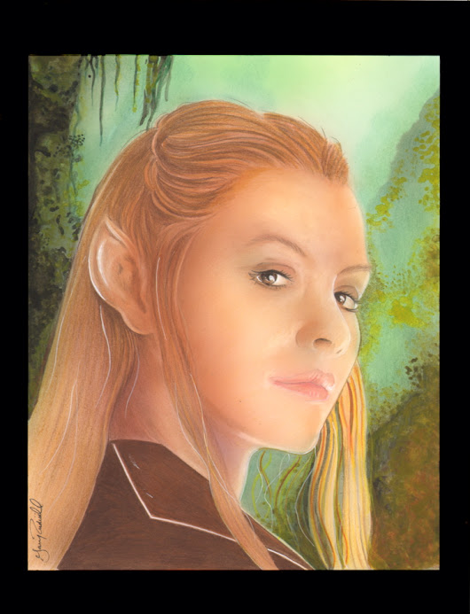 Tauriel Step by Step