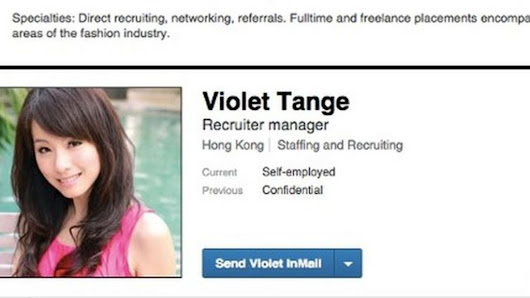 Fake LinkedIn profiles used by hackers - BBC News