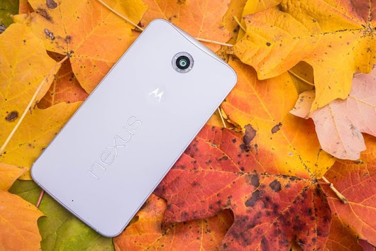 Official Android 7.1.1 update will come to the Nexus 6 in early January