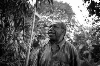 John Ondawame photographed by Humans of Vanuatu
