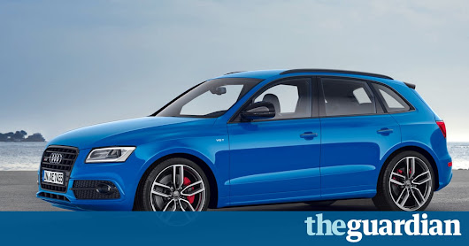 Audi SQ5 Plus: car review | Martin Love | Technology | The Guardian